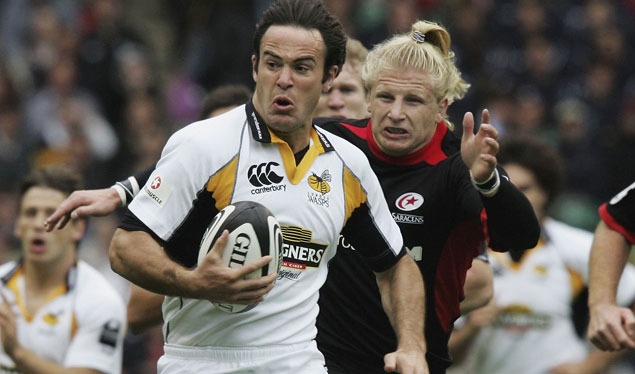 Castaignede stars as Sarries down Wasps