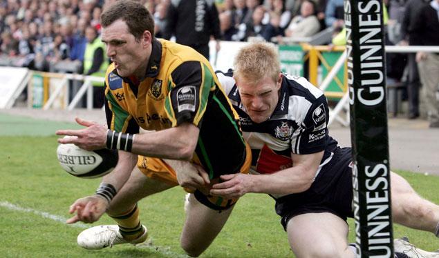 Northampton fight back to stun Bristol