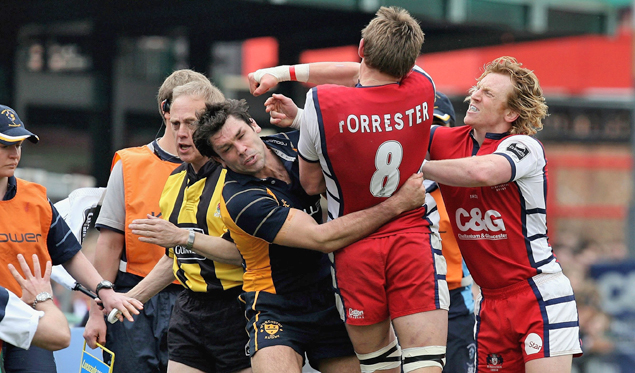 Gloucester power past Worcester