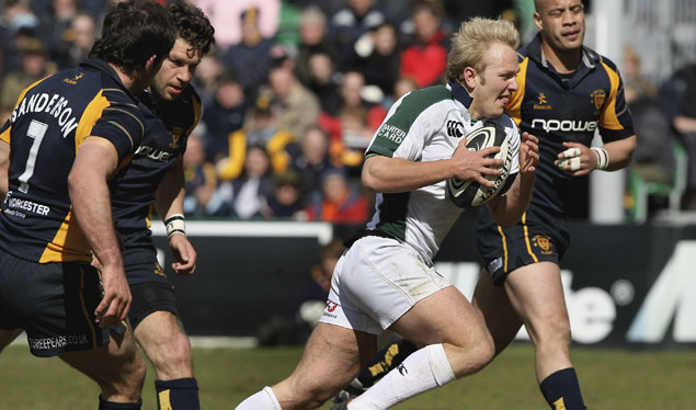 Exiles stay on course for top four finish