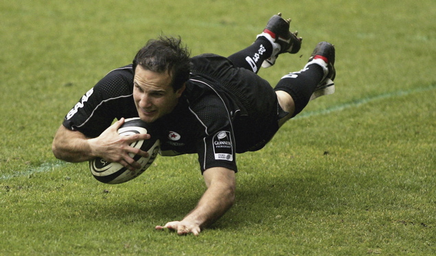 Saracens move away from dangerzone