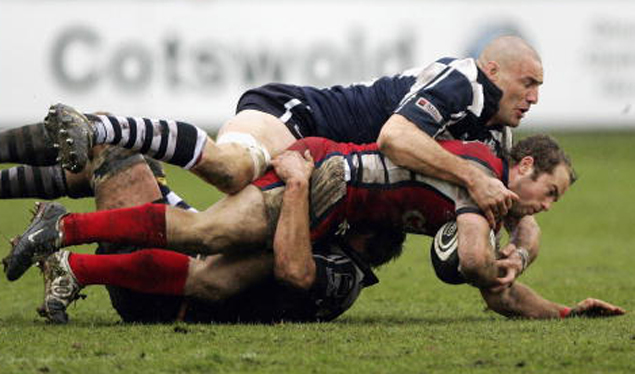 Bristol snatch victory at Kingsholm