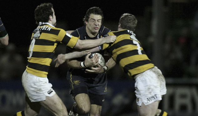 Worcester Warriors wallop Wasps