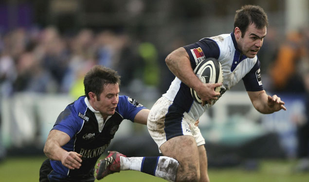 Sale Sharks go back to the top