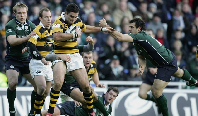 Worsley back in style as Wasps go top