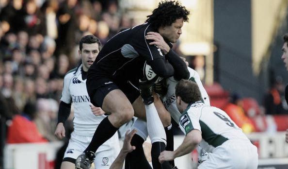 Last gasp Irish grab win at Sarries