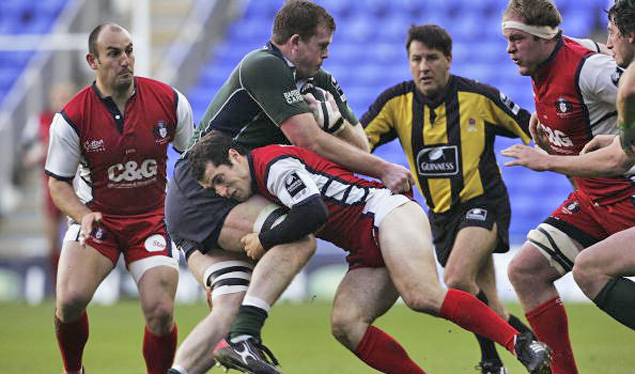 Exiles too strong for Gloucester