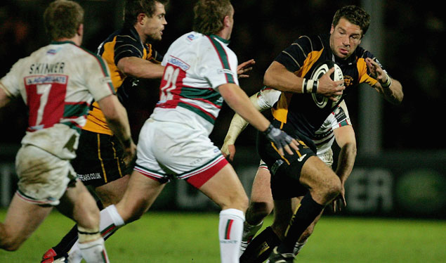 Worcester send Tigers to first Premiership defeat