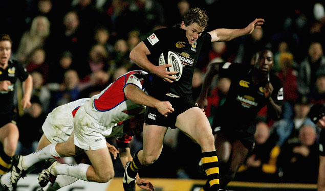 Rees and Voyce help Wasps to comeback win