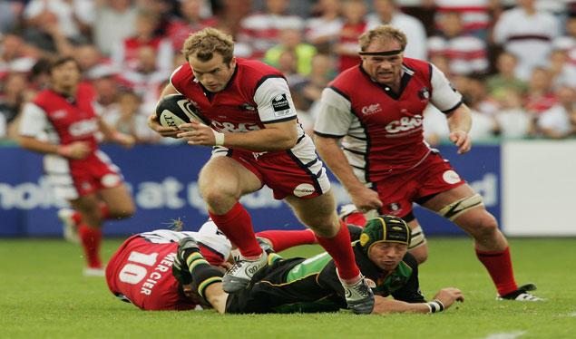 Gloucester fightback to deny Saints
