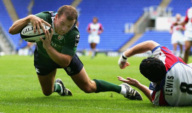 Hodgson stars for London Irish
