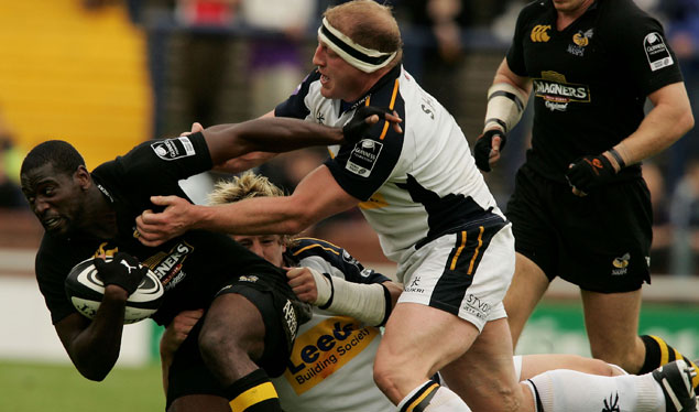Ibanez double helps Wasps on their way to convincing win