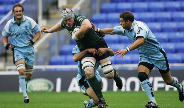 Worcester snatch victory from London Irish