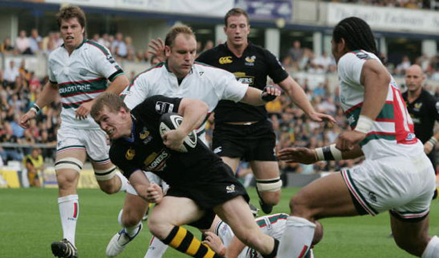 Wasps and Tigers battle to entertaining draw