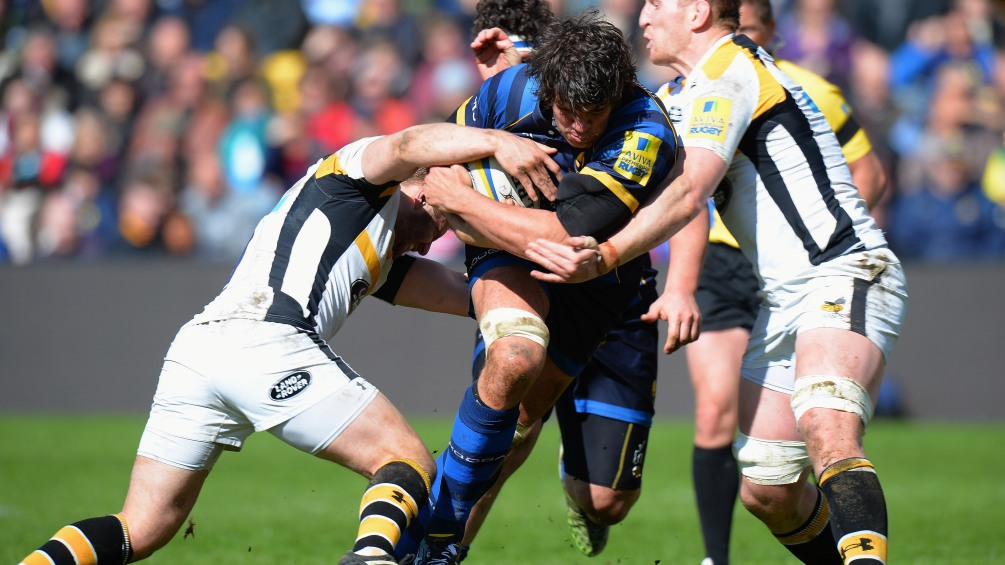 Donncha O'Callaghan: Worcester Warriors must be at their best for London Double Header