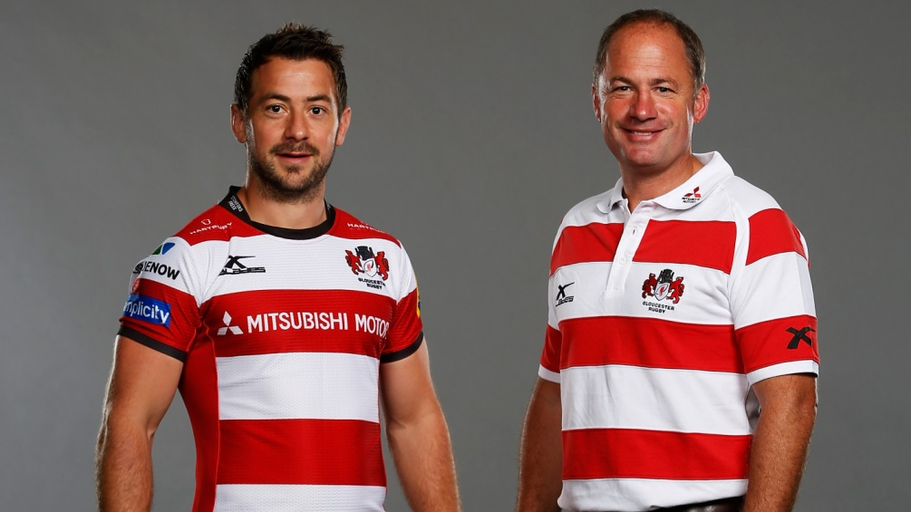 """David Humphreys gets ready for """"big year"""" for Gloucester Rugby"""