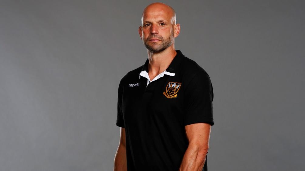 Jim Mallinder sure Tom Wood will lead Northampton Saints to top four
