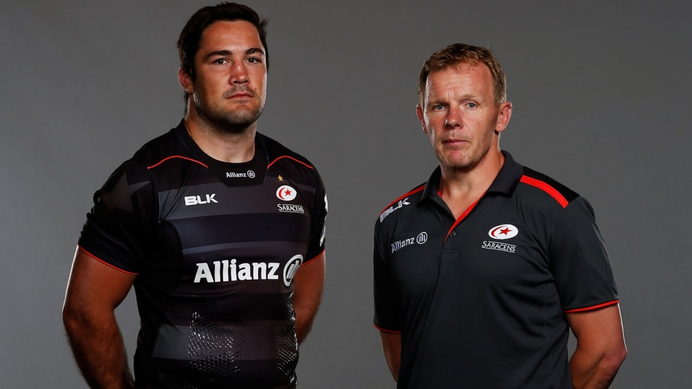Brad Barritt wants Saracens to start with a bang