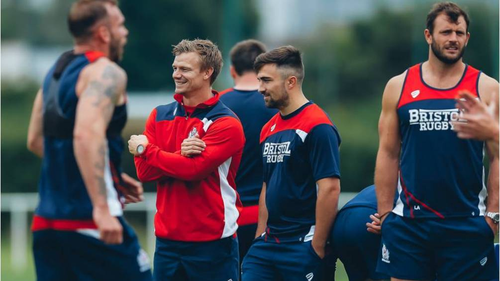 Bristol Rugby's Dwayne Peel gunning for first Twickenham victory