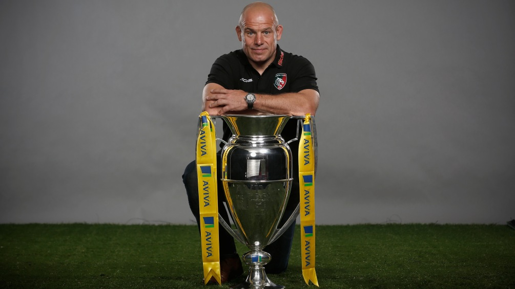 Reinforced Leicester Tigers target silverware