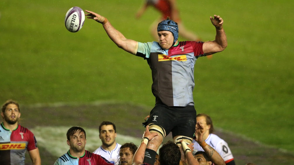 James Horwill relishing London Double Header opportunity