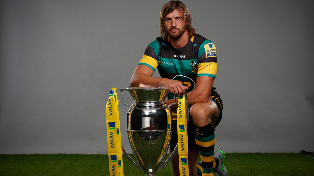 Northampton Saints' Tom Wood thrilled by Louis Picamoles impact