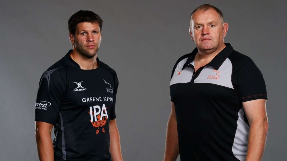 Dean Richards targets marginal gains at Newcastle Falcons