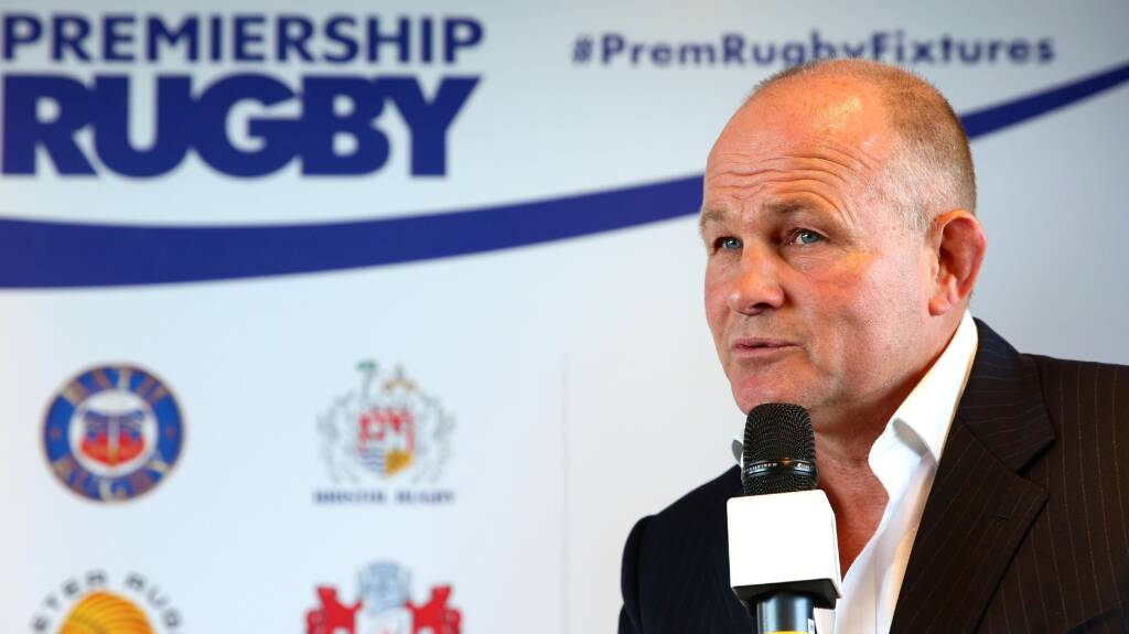 Bristol Rugby have announced that Andy Robinson has left the Club with immediate effect