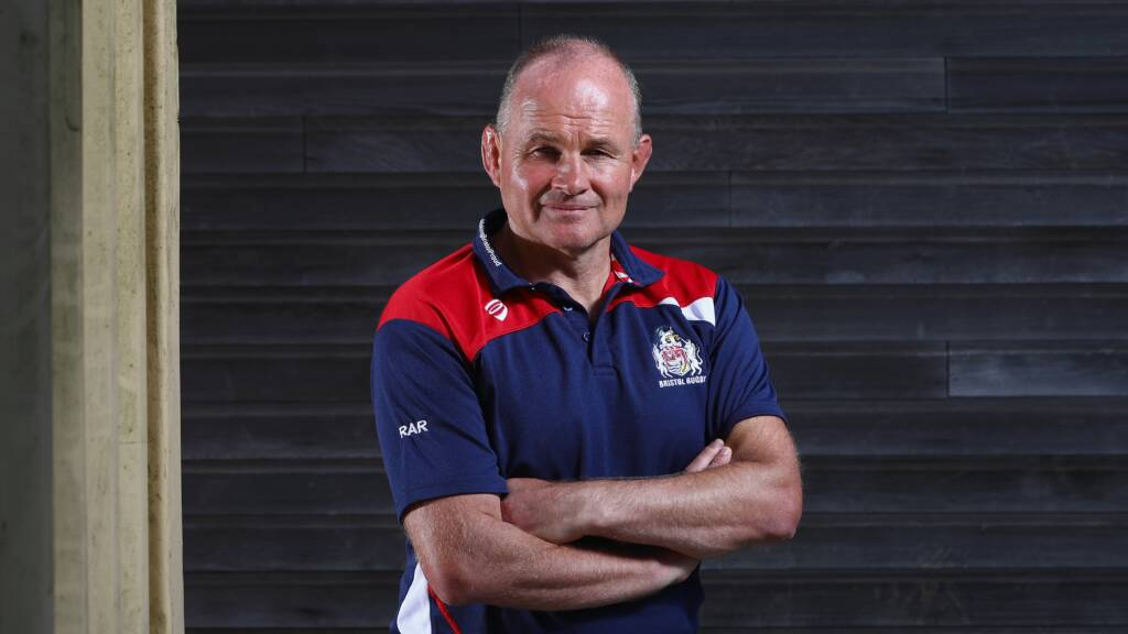 Andy Robinson commits his future to Bristol Rugby