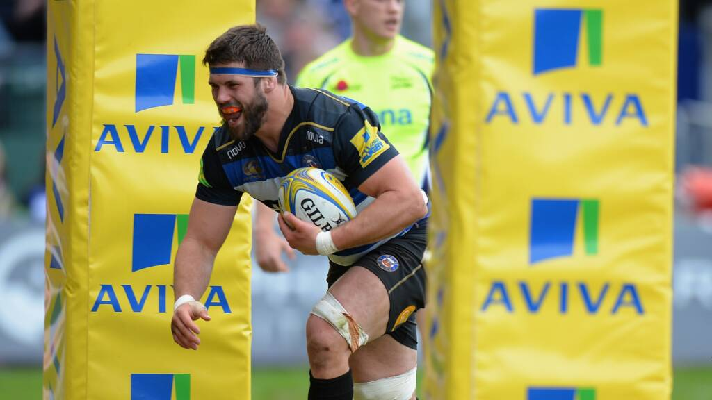 Mercer named Bath Rugby Club captain