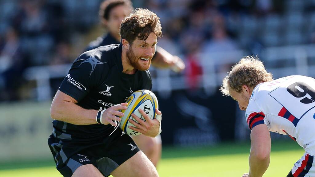 New boy Sam Egerton loving the Kingston Park learning curve