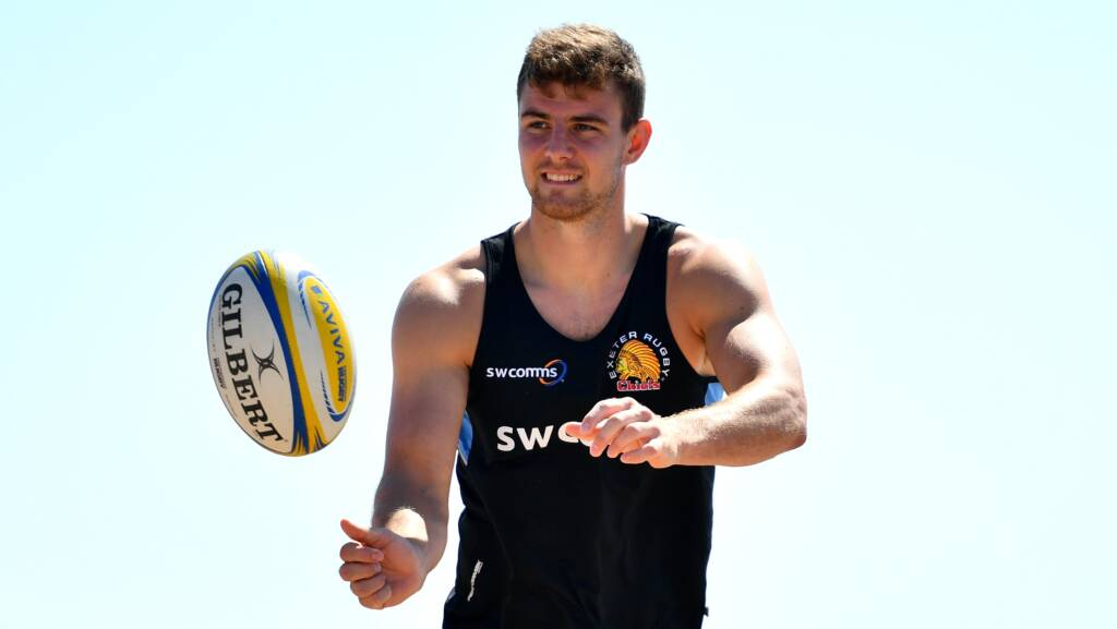 Ollie Devoto keen to build on bright start at Exeter Chiefs