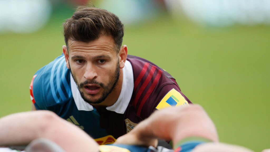 Harlequins team to play Bristol Rugby in the London Double Header