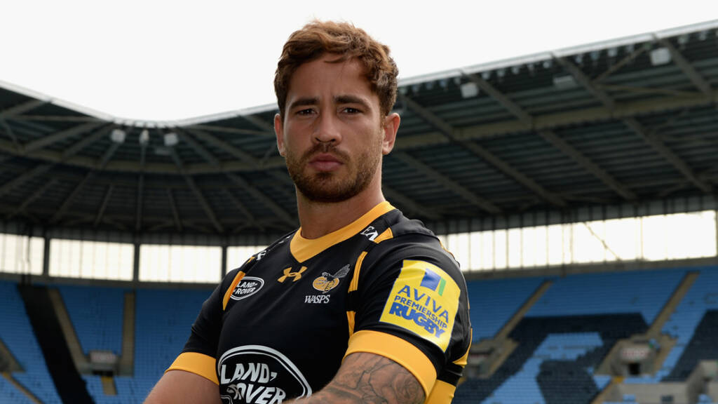 Wasps team to play Exeter Chiefs