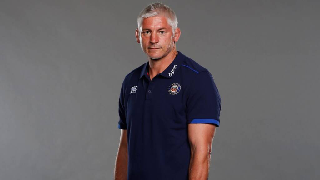 Todd Blackadder gets set for new Bath Rugby era