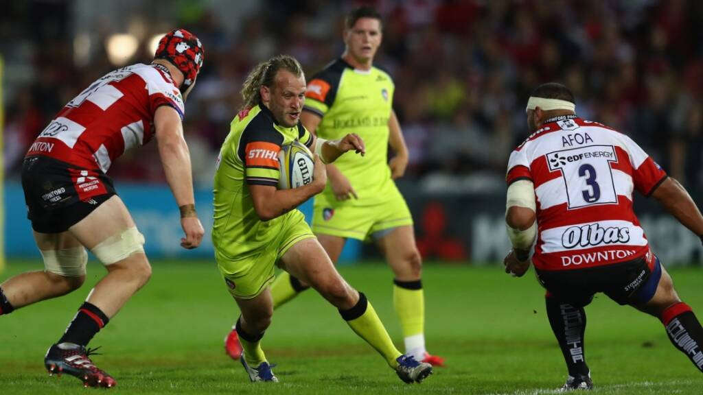 Match Report: Gloucester Rugby 31 Leicester Tigers 38