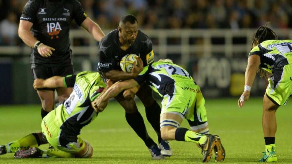 Match Reaction: Newcastle Falcons 19 Sale Sharks 17
