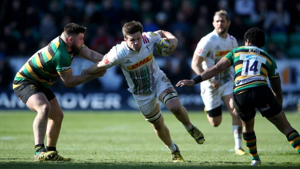 Jack Clifford keen to get Harlequins' 150th season off to a winning start