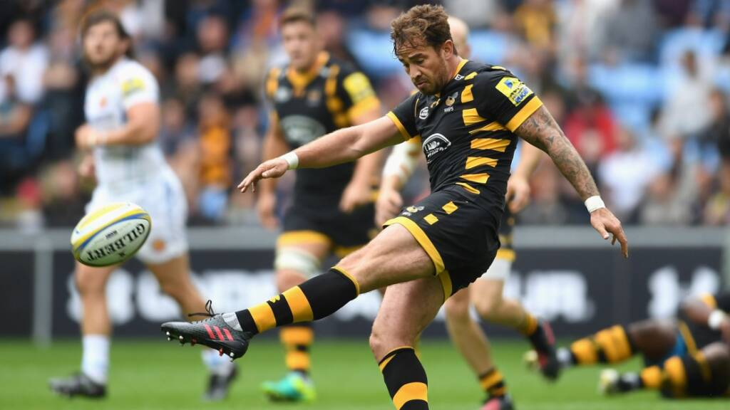 Dai Young thrilled with Cipriani and Gopperth combination