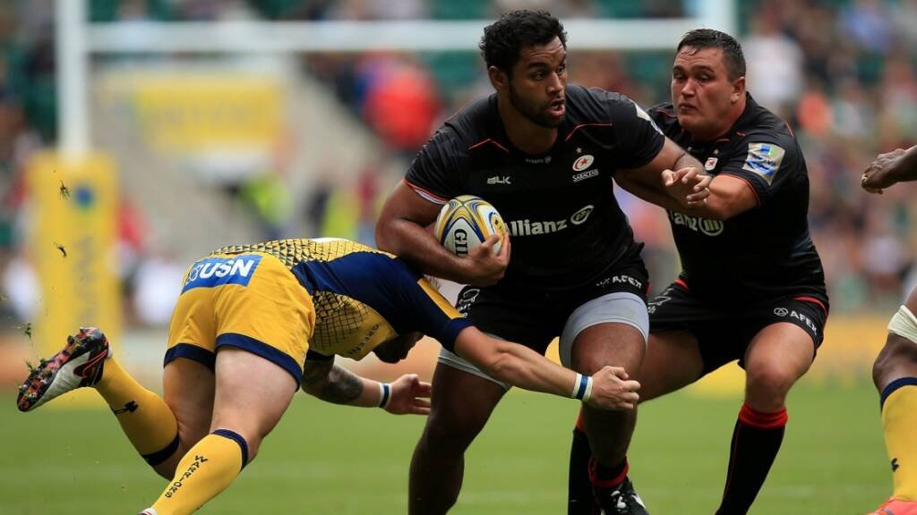 Billy Vunipola, Tusi Pisi, Sean Maitland and Callum Green top the Opta Statistics for Aviva Premiership Rugby