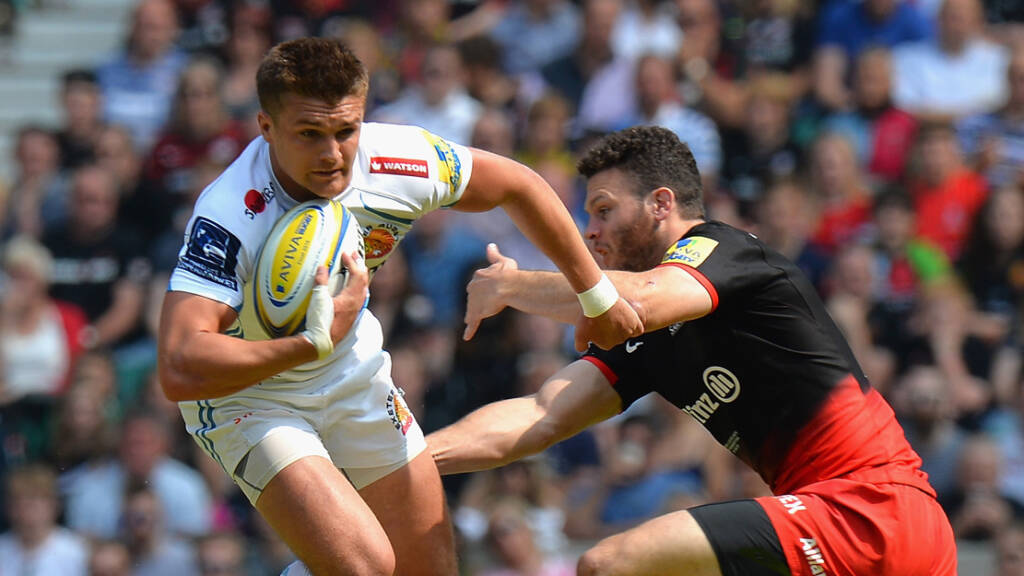 Preview: Exeter Chiefs v Saracens.