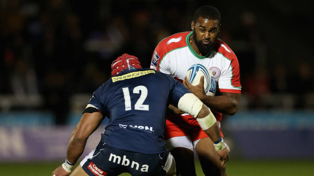 Brew joins Bath Rugby on short-term contract