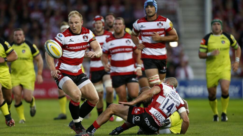 Kvesic puts faith in Gloucester Rugby's quality