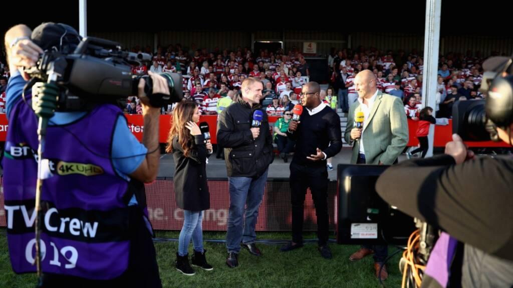 Aviva Premiership Rugby on BT Sport and ITV Sport
