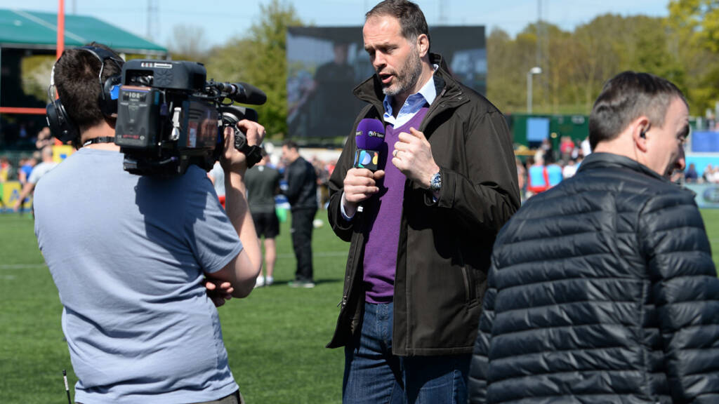 Record breaking TV audience for Aviva Premiership Rugby