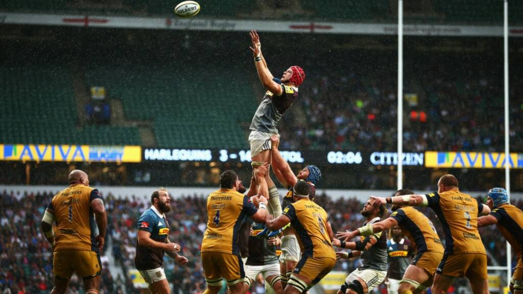 Harlequins' Sam Twomey relishing Graham Rowntree guidance