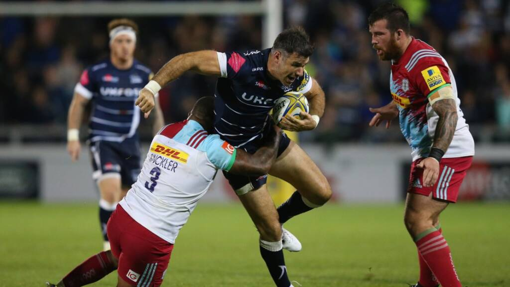 Match Report: Sale Sharks 19 Harlequins 10