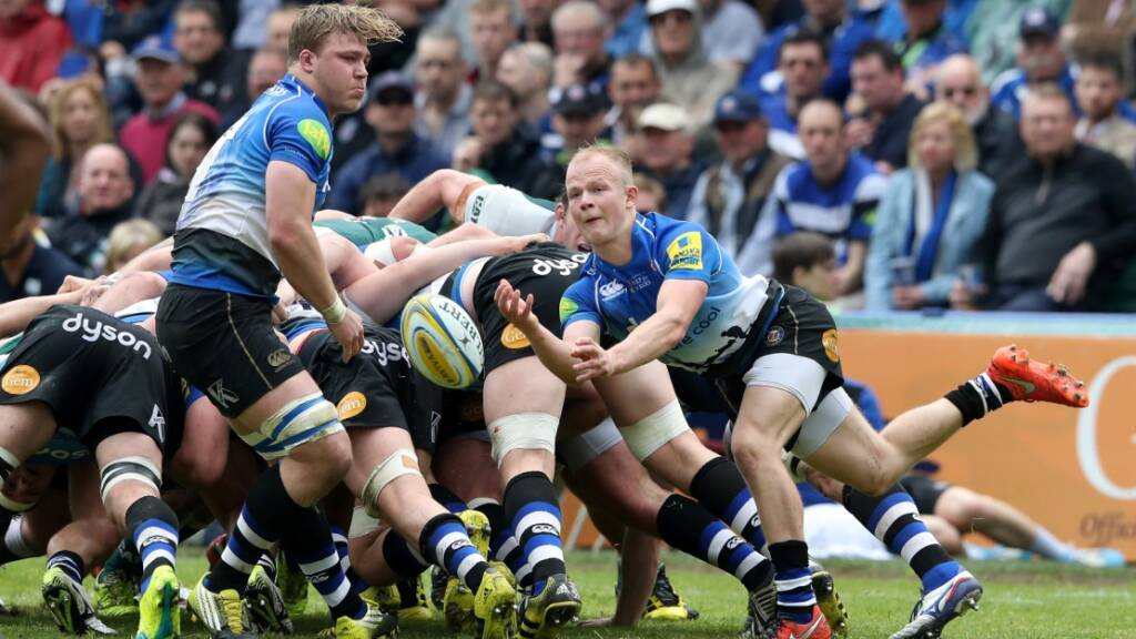 Will Homer and Max Clark promoted to Bath Rugby senior squad