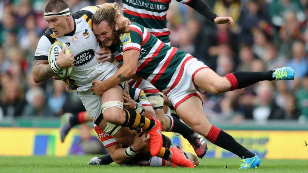 Match Report: Leicester Tigers 22 Wasps 34