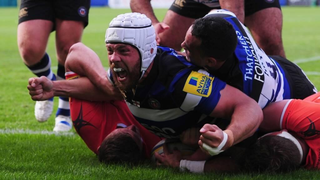 Dave Attwood returns for Bath Rugby's European semi-final